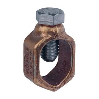Blackburn 5/8 in. Copper Ground Rod Clamp 1 pk