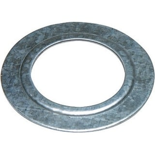 Sigma  1-1/4 to 1 in. Dia. Steel  Reducing Washer  2 pk