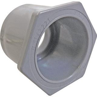 Cantex  1 to 3/4 in. Dia. PVC  Reducing Bushing
