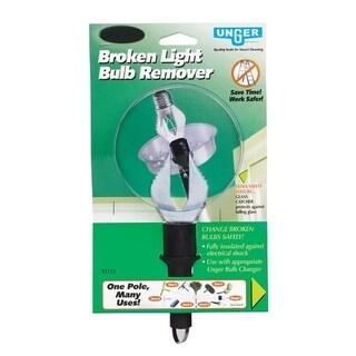 Unger 16 ft. L Light Bulb Changer