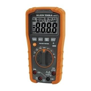 Klein Tools Tough Meter Multimeter Automatic Orange and Black Digital