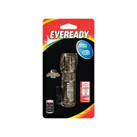Energizer Eveready 45 lumens Flashlight LED AAA Mossy Oak