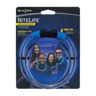 Nite Ize NHOH03R3 Nitelife LED Necklace, Blue