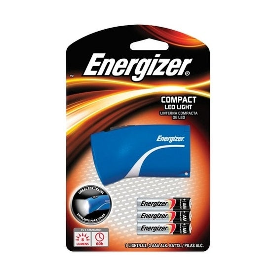 Energizer 8 lumens Flashlight LED AAA Assorted, Blue