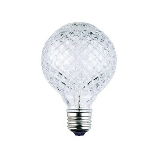 Westinghouse Halogen Light Bulb 40 watts 520 lumens Globe G25 Medium Base (E26) White 6 pk 1 pk