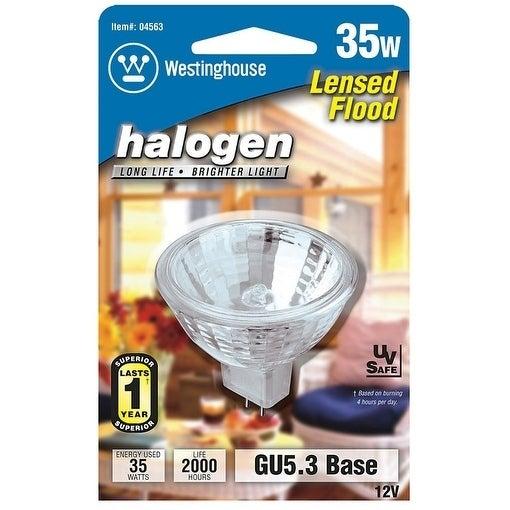 Westinghouse Halogen Light Bulb 35 watts 360 lumens Flood...