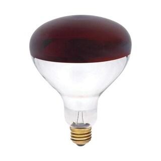 Westinghouse Satco Incandescent Light Bulb 250 watts Heat Lamp R40 Medium Base (E26) 1 pk