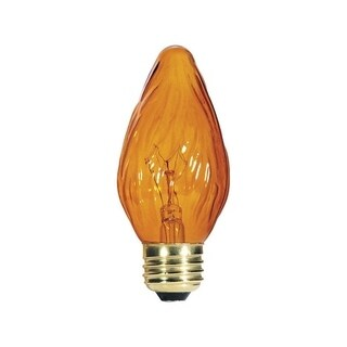 Westinghouse Incandescent Light Bulb 40 watts 190 lumens Specialty F15 Medium Base (E26) 2 pk