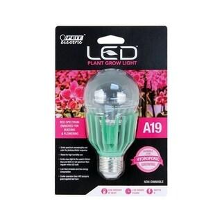 FEIT Electric LED Grow Light Bulb 9 watts A-Line A19