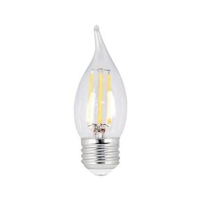 FEIT Electric LED Bulb 4.5 watts 300 lumens 2700 K Chande...