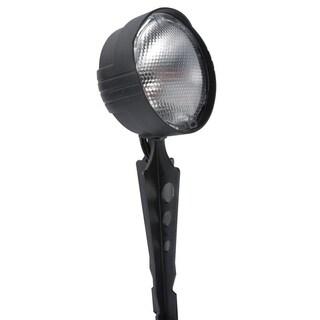 Paradise Low Voltage LED Spot Light Black 4 watts 1 pk