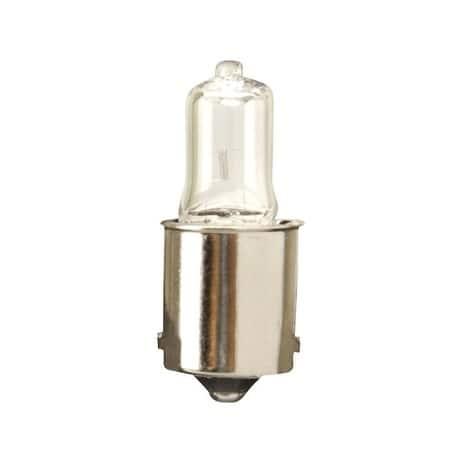 Paradise Halogen Light Bulb 220 watts Tubular MR16 Bayonet White 2 pk