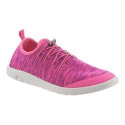 Women's Bearpaw Irene Sneaker Fuschia Microsuede (More options available)