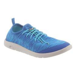 Women's Bearpaw Irene Sneaker Marine Blue Microsuede