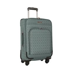 Nine West Allea 20in Expandable Spinner Luggage Cobblestone