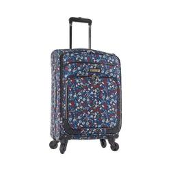 Nine West Packmeup 20in Expandable Spinner Luggage Chambray