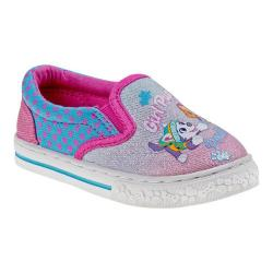 Girls' Josmo O-CH30299B Paw Patrol Sneaker Multicolored