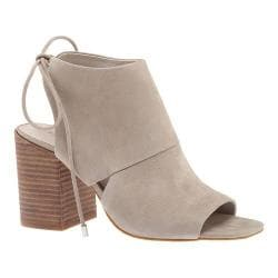 Women's Kenneth Cole New York Katarina Open-Toe Bootie Cloud Nubuck