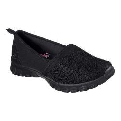 Women's Skechers EZ Flex 3.0 Duchess Slip-On Sneaker Black