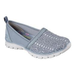 Women's Skechers EZ Flex 3.0 Duchess Slip-On Sneaker Slate