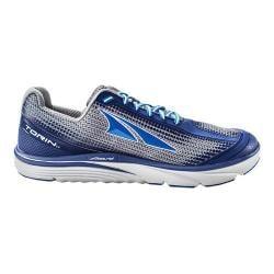 Men's Altra Footwear Torin 3 Road Running Shoe Grey/Blue