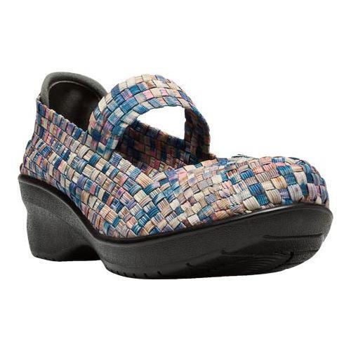 Cobb Hill Womens Mantrah Blue Fiesta - Heels