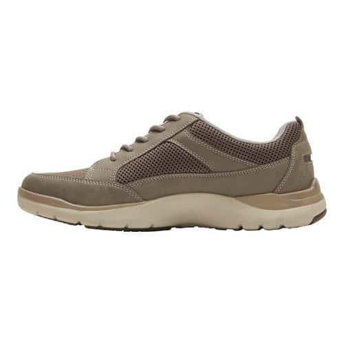 spara av super kvalitet otroliga priser Shop Men's Rockport Kingstin Blucher Sneaker Stone Leather ...