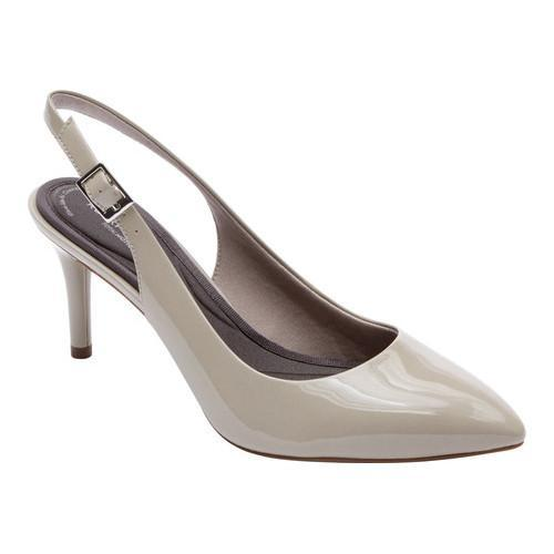 Rockport Total Motion 75MM Pointy Toe Slingback (Women's) QTHHrxrvA