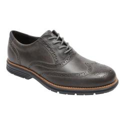 Men's Rockport Total Motion Fusion Wing Tip New Griffin Leather