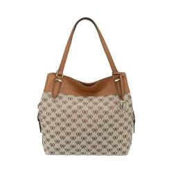Women's Nine West Raleighy Shopper 4 Post Khaki/Brown/Tobacco