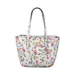 Women's Nine West Reana Tote White Multi