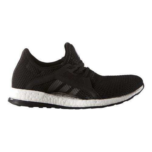 Women's adidas Pure Boost X Trainer Core Black/Core Black/DGH Solid Grey