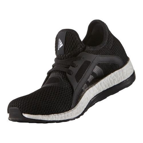 Women's adidas Pure Boost X Trainer Core Black/Core Black/DGH Solid Grey - Thumbnail 1