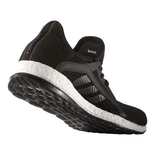 Women's adidas Pure Boost X Trainer Core Black/Core Black/DGH Solid Grey - Thumbnail 2