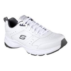 Men's Skechers Haniger Training Sneaker White/Charcoal (More options available)