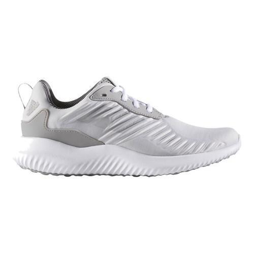 ca9c3573f76d8 Shop Women s adidas AlphaBOUNCE RC Running Shoe Light Grey Heather LGH  Solid Grey MGH Solid Grey - Free Shipping On Orders Over  45 - Overstock -  15403961