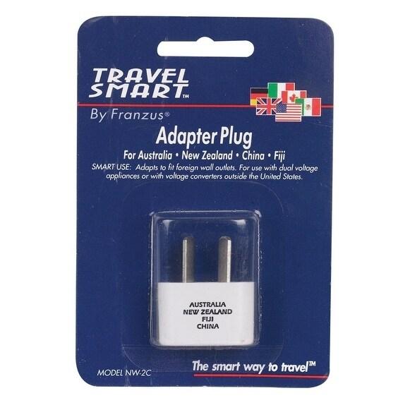 Franzus Travel Smart For Worldwide International Adapter ...