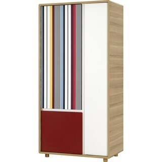Little Guy Comfort Evolve 2- Door Children's Wardrobe