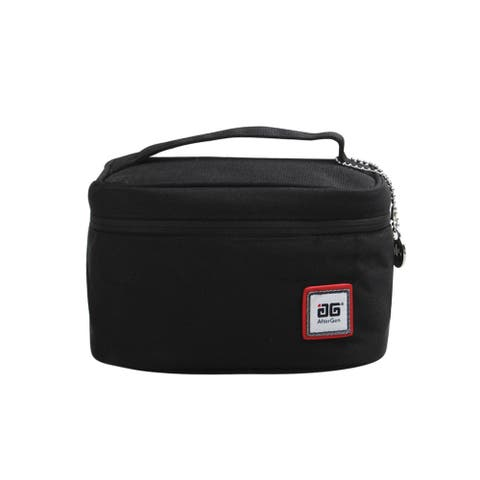 AfterGen Back to School Classic Black Lunch Bag