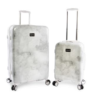 BEBE Lilah 2-piece Hardside Spinner Luggage Set|https://ak1.ostkcdn.com/images/products/18100335/P24257674.jpg?impolicy=medium