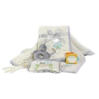 Owls & Bunnies Baby Shower Gift Assortment