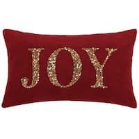 Joy Beaded Pillow