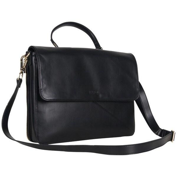 0d0d0f519 Kenneth Cole Reaction Fashion-forward K-pocket 15-inch Laptop Messenger Bag/