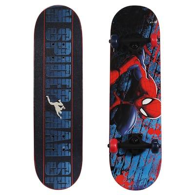 "Playwheels Spider-Man 28"" Complete Skateboard"