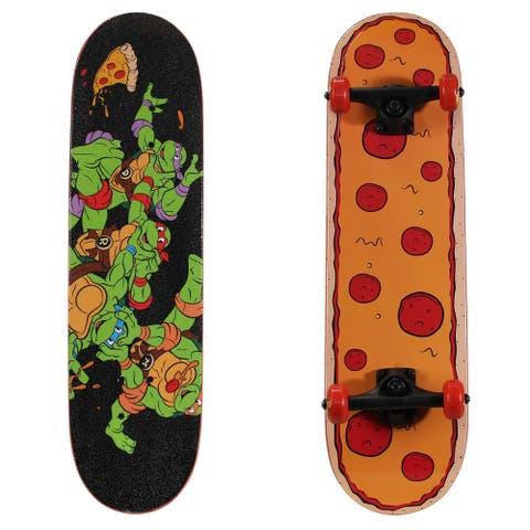 "Playwheels Teenage Mutant Ninja Turtles 28"" Complete Skateboard"