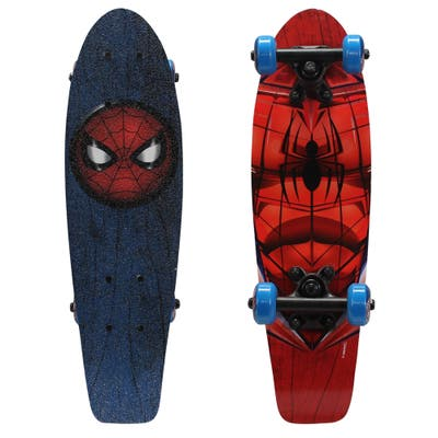 """Playwheels Spider-Man 21"""" Skateboard"""
