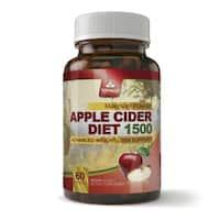 Apple Cider Vinegar Diet Capsule 1500