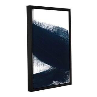 Iris Lehnhardt's Minimal 3, Gallery Wrapped Floater-framed Canvas