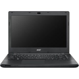 """Acer 14"""" Intel Core i3-4030U 1.80 GHz 4 GB Ram 500 GB HDD Windows 7 Professional"""