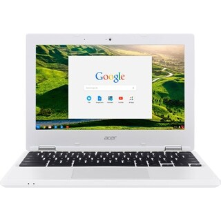 "Acer 11.6"" Intel Celeron 2.16 GHz 2 GB Ram 16 GB Flash Chrome OS"